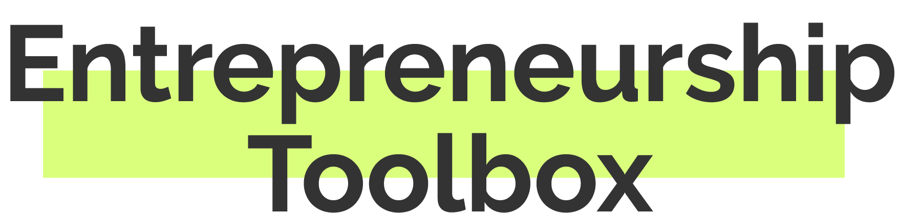 entrepreneurship_toolbox